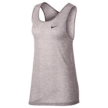 Buy Nike Breathe Asymmetric Training Tank Top Online at johnlewis.com