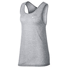Buy Nike Breathe Side Split Training Tank Top Online at johnlewis.com