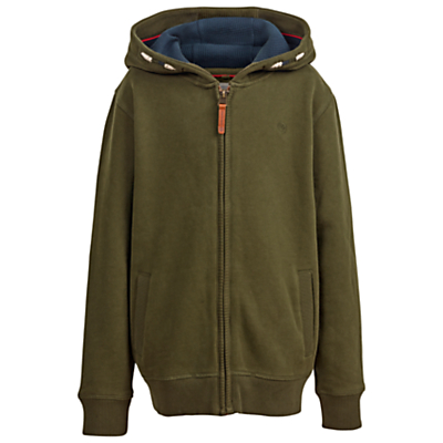 Fat Face Boys' Woolly Mammoth Hoodie Review
