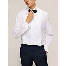 Buy Smyth & Gibson Non Iron Marcella Contemporary Fit Dress Shirt, White Online at johnlewis.com