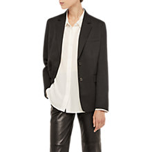 Buy Gerard Darel Oxford Jacket, Black Online at johnlewis.com