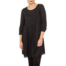 Buy Fat Face Copper & Black Jasmine Premium Lace Dress Online at johnlewis.com