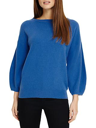 Phase Eight Bette Balloon Sleeve Jumper