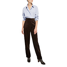 Buy Gerard Darel Stella Cord Trousers, Camel Online at johnlewis.com