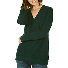 Buy Fat Face Mila V Neck Jumper Online at johnlewis.com