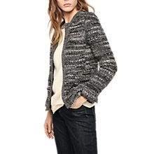 Buy Gerard Darel Olaf Jacket, Grey Online at johnlewis.com