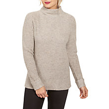 Buy Fat Face Emily Pure Cashmere Funnel Neck Jumper Online at johnlewis.com