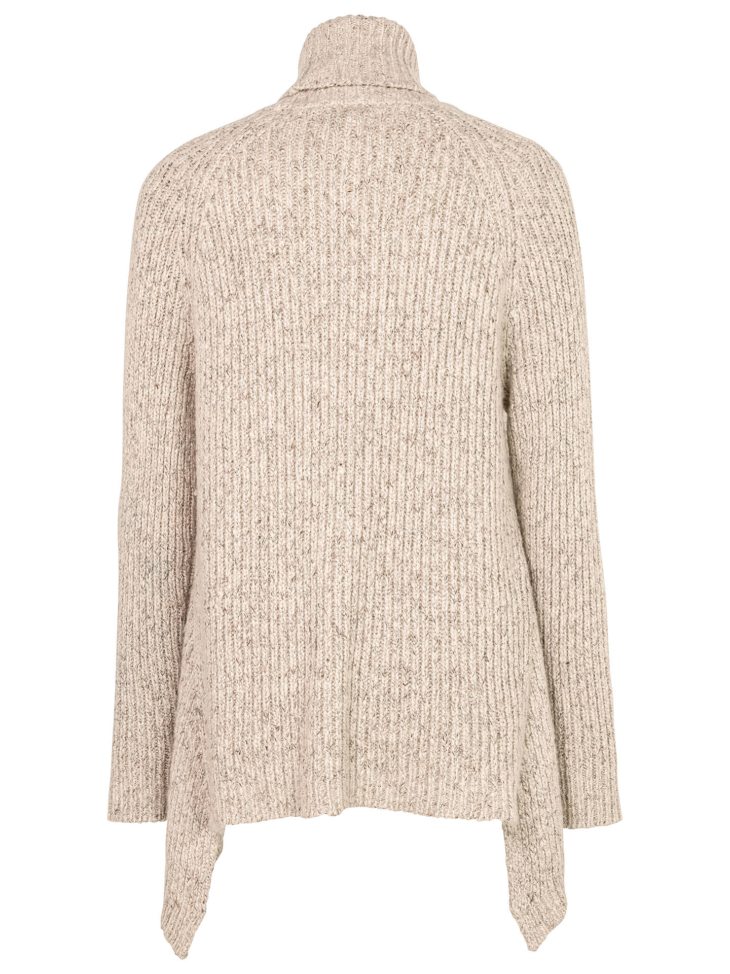 BuyFat Face Evie Roll Neck Jumper, Ivory, 6 Online at johnlewis.com
