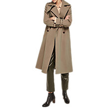 Buy Gerard Darel Gatsby Trench Coat, Neutral Online at johnlewis.com