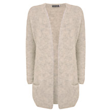 Buy Mint Velvet Cocoon Cardigan, Ivory Online at johnlewis.com