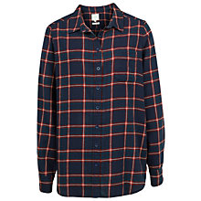 Buy Fat Face Olivia Check Shirt Online at johnlewis.com