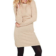 Buy Fat Face Lyla Knitted Dress Online at johnlewis.com