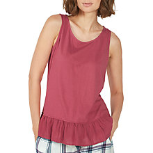 Buy Fat Face Priya Peplum Vest Online at johnlewis.com