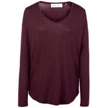 Buy Fat Face Lizzie Cashmere Blend Top Online at johnlewis.com