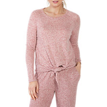 Buy Fat Face Weston Lounge Tie Waist Crew Night Top Online at johnlewis.com