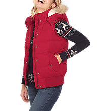 Buy Fat Face Heritage Gilet Online at johnlewis.com