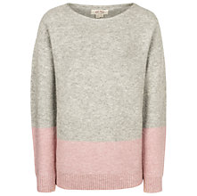 Buy Fat Face Colour Block Jumper Online at johnlewis.com