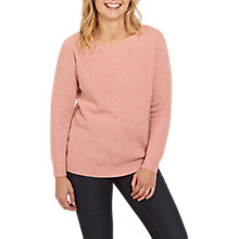 Buy Fat Face Farringdon Cashmere Jumper Online at johnlewis.com