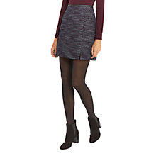 Buy Oasis Tweed Poppy Skirt, Multi Online at johnlewis.com