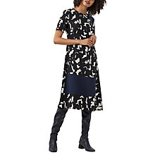 Buy Finery Roland Abstract Shift Dress, Abstract Marks Online at johnlewis.com