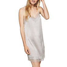 Buy Mint Velvet Printed Satin Nighdress, Multi Online at johnlewis.com