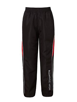 Redmaids' High School Tracksuit Bottoms, Black
