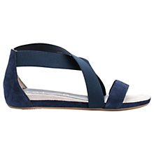 Buy Unisa Alena Cross Strap Sandals Online at johnlewis.com