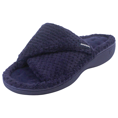 totes Pillowstep Open Toe Slippers