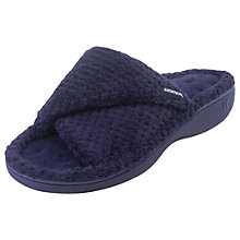 Buy totes Pillowstep Open Toe Slippers Online at johnlewis.com
