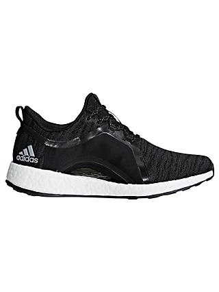 adidas Pure Boost X Womens Running Shoes, Carbon Grey