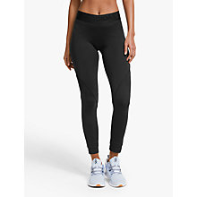 Buy Adidas Alpha Skin Sport Training Tights, Black Online at johnlewis.com