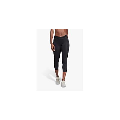 adidas Alpha Skin Sport 3/4 Length Training Tights, Black