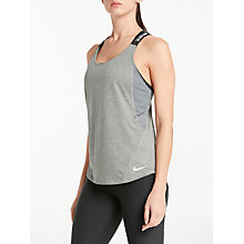 Buy Nike Dry Training Tank Top Online at johnlewis.com