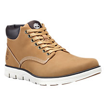 Buy Timberland Bradstreet Chukka Boot, Wheat Online at johnlewis.com