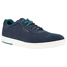 Buy Ted Baker Kiefer Cupsole Trainers Online at johnlewis.com