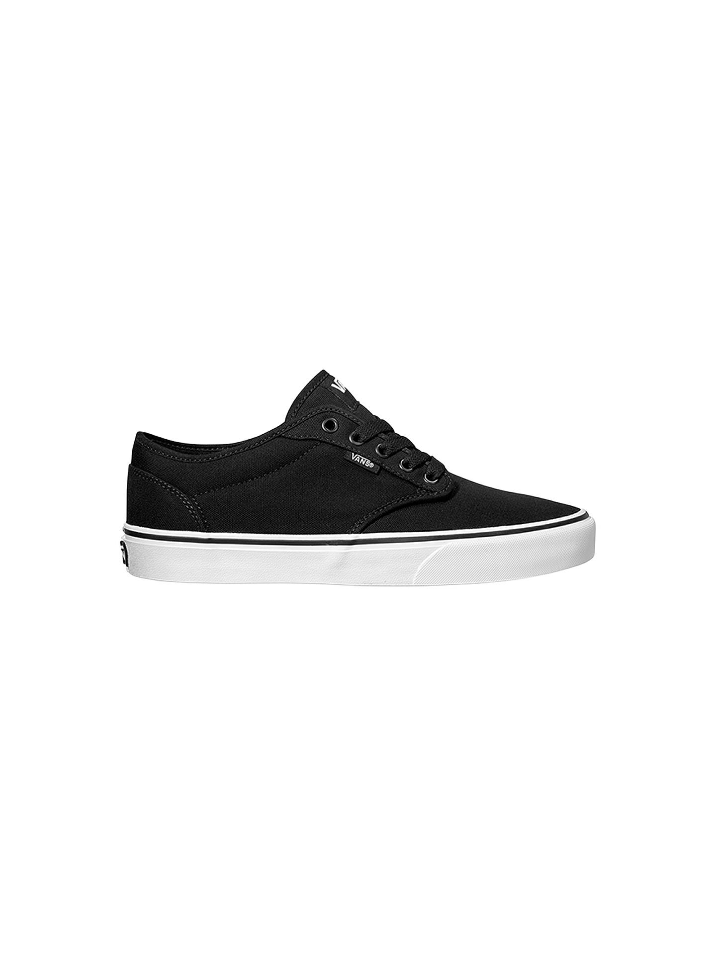 422dc09f65 Vans Atwood Canvas Trainers at John Lewis   Partners
