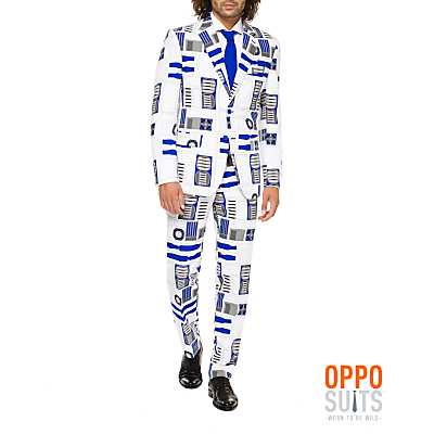 OppoSuits R2D2 Costume Review
