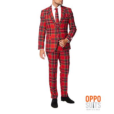 OppoSuits Lumberjack Costume, Men's