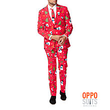 Buy OppoSuits Christmaster Costume, Men's Online at johnlewis.com
