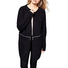 Buy Yumi Eyelash Zipped Cardigan Online at johnlewis.com