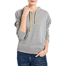 Buy hush Sloppy Joe Dolman Hooded Top Online at johnlewis.com