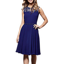 Buy Yumi Lace Skater Dress Online at johnlewis.com