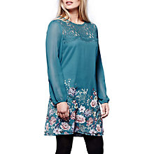 Buy Yumi Oriental Botanical Tunic Dress Online at johnlewis.com