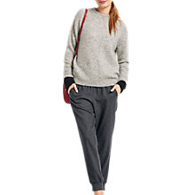 Buy hush Nana Jumper, Grey Marl Online at johnlewis.com