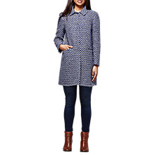 Buy Yumi Printed Texture Coat Online at johnlewis.com