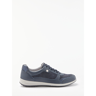 John Lewis Designed for Comfort Elyse Lace Up Trainers
