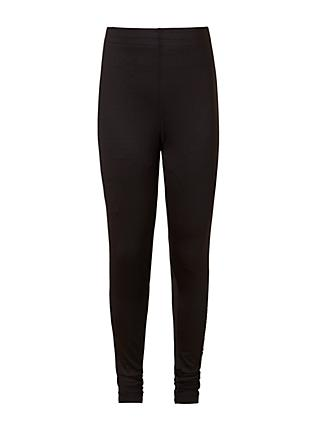 Redmaids' High School Baselayer Bottoms, Black