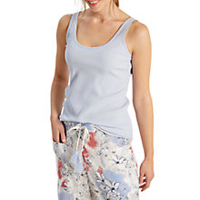Buy White Stuff Esme Jersey Vest Top, Sea Shell Online at johnlewis.com