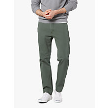 Buy Dockers Alpha Khaki Smart 360 Flex Slim Tapered Trousers Online at johnlewis.com
