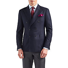 Buy Thomas Pink Heathcliff Double Breasted Wool Cashmere Blazer, Navy Online at johnlewis.com